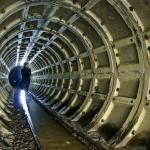 Так выглядит Одесское мини-метро, построенное Киевским метростроем в 60х годах.
