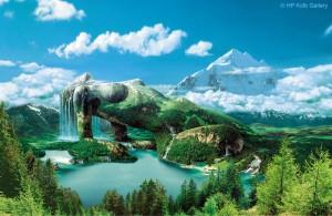 Волшебные горы, Ханс Петер Колб
